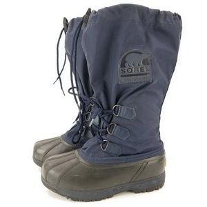 Sorel Snowlion II Snow Boot Womens 7 EJ03